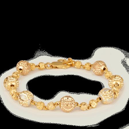 27405_22ct gold bracelet