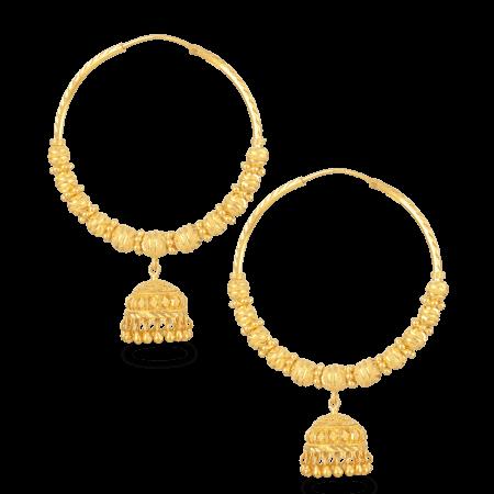 24959_22ct gold earrings