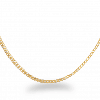 31411, 31754 - 22 Carat Gold Foxtail Chain 22 Inches
