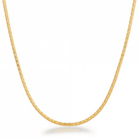 26776 - 22ct Gold Fancy Chain 20 Inches