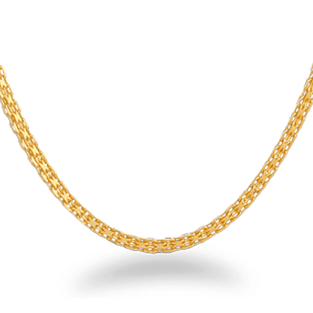 31143 - 22ct Gold Milan Chain