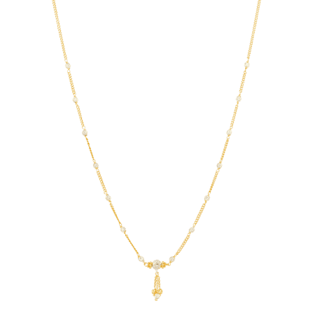 27430_22ct gold choker necklace