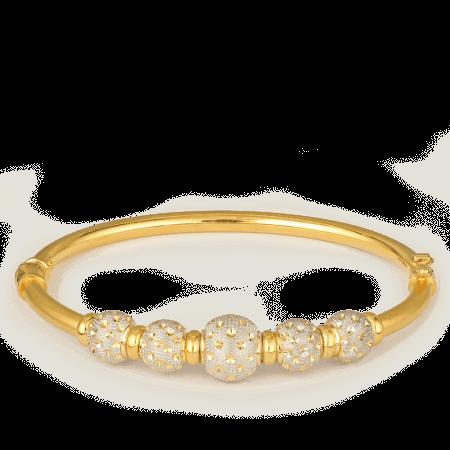 27439_22ct gold bangle