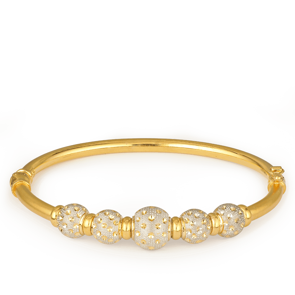 27439_22ct gold bangle