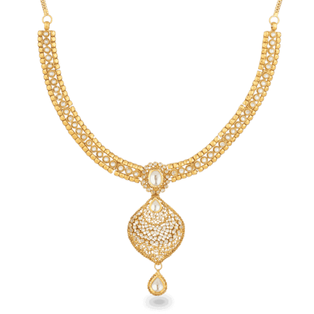 27566_22ct gold necklace