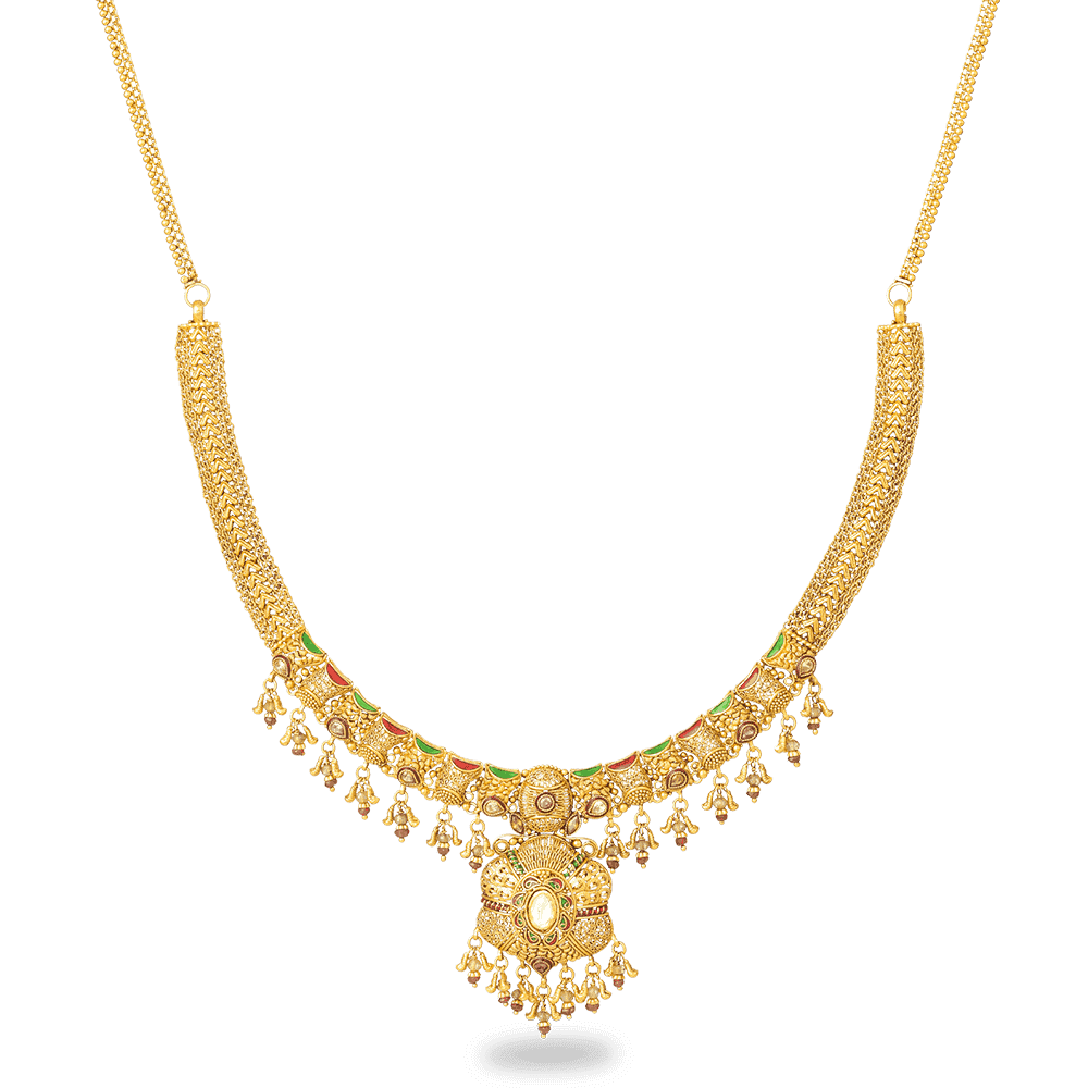 27607 - 22ct Gold Necklace