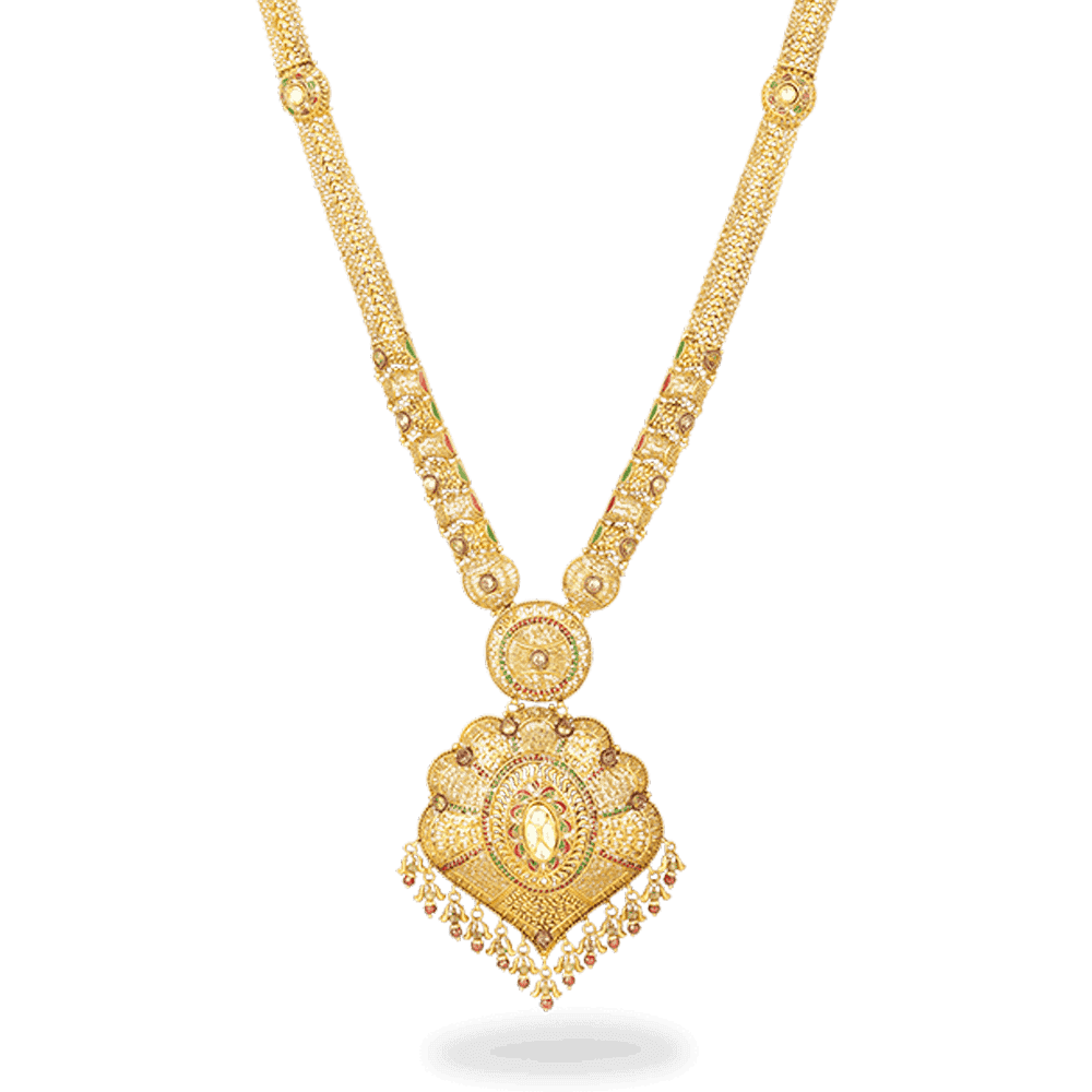 27609 - 22ct Gold Necklace