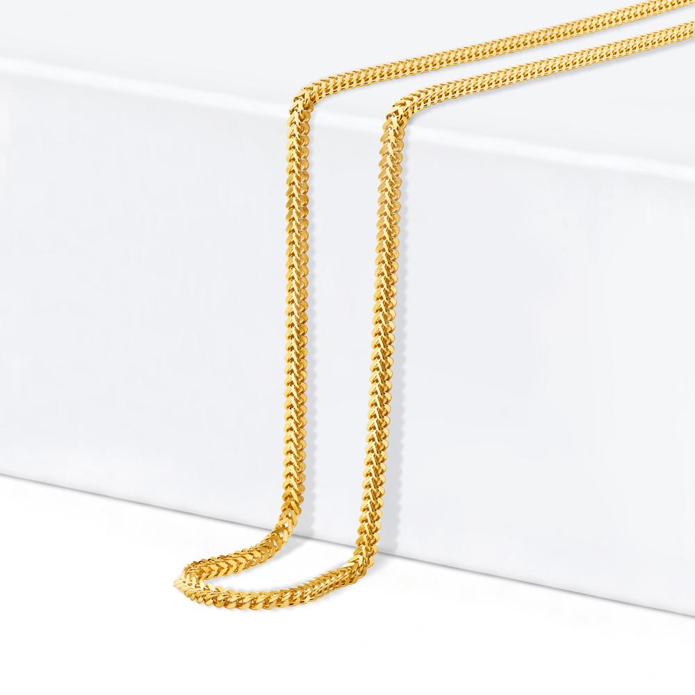22ct Gold Chain 30256-2