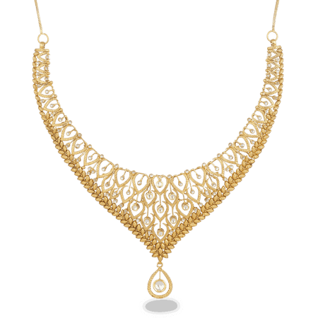 27558_22ct gold necklace