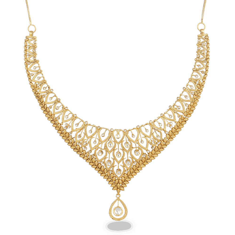 27558 - 22ct Gold Armari Necklace