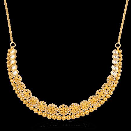 27560 - 22ct Gold Armari Necklace