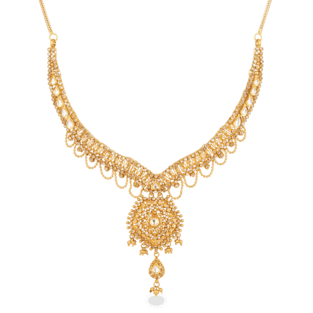 27562_22ct gold necklace