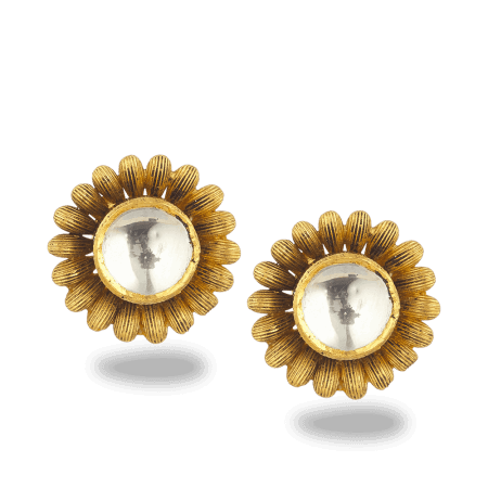 27616_22ct gold stud