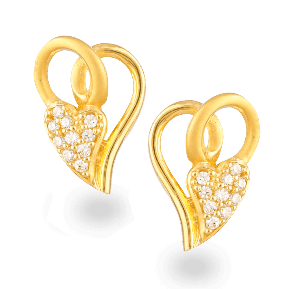 26742 - 22ct Gold Earring
