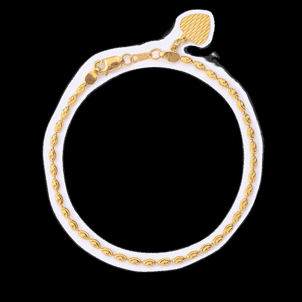 27417 - 22ct Gold Bracelet