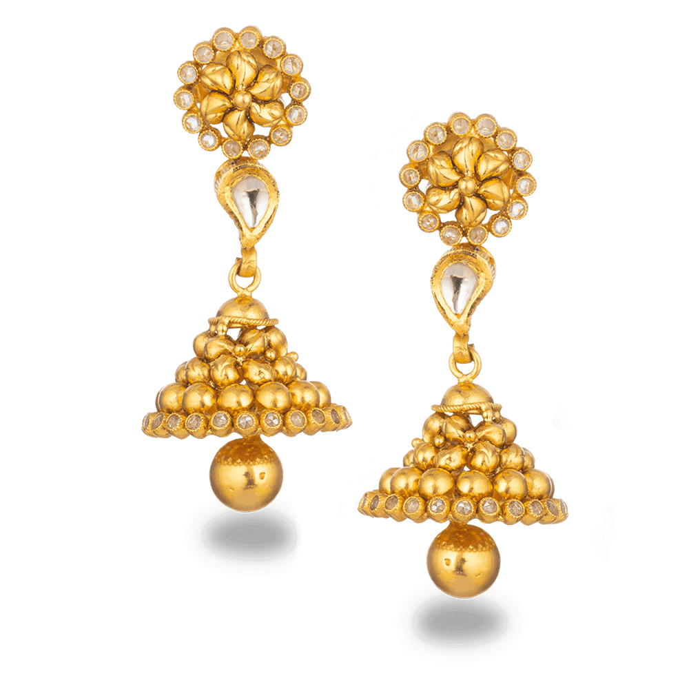 27561 - Armari 22ct Gold Earring