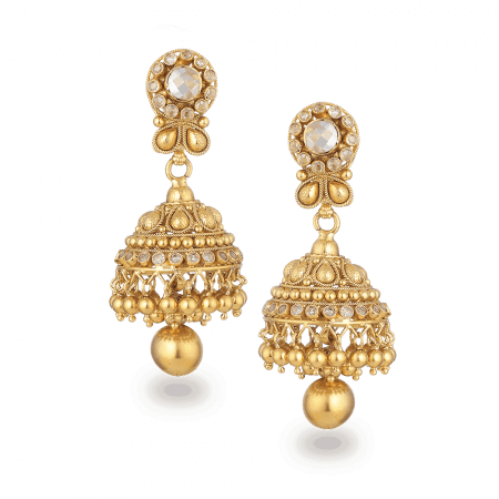 27565 - 22ct Gold Earring
