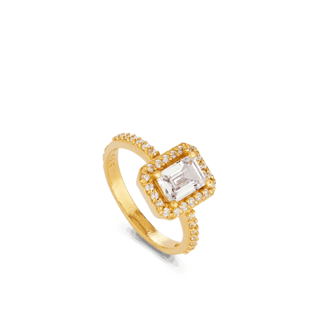 - 22ct Indian Engagement Ring