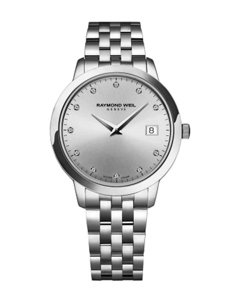 5388-ST-65081 - Raymond Weil Toccata Womens Watch