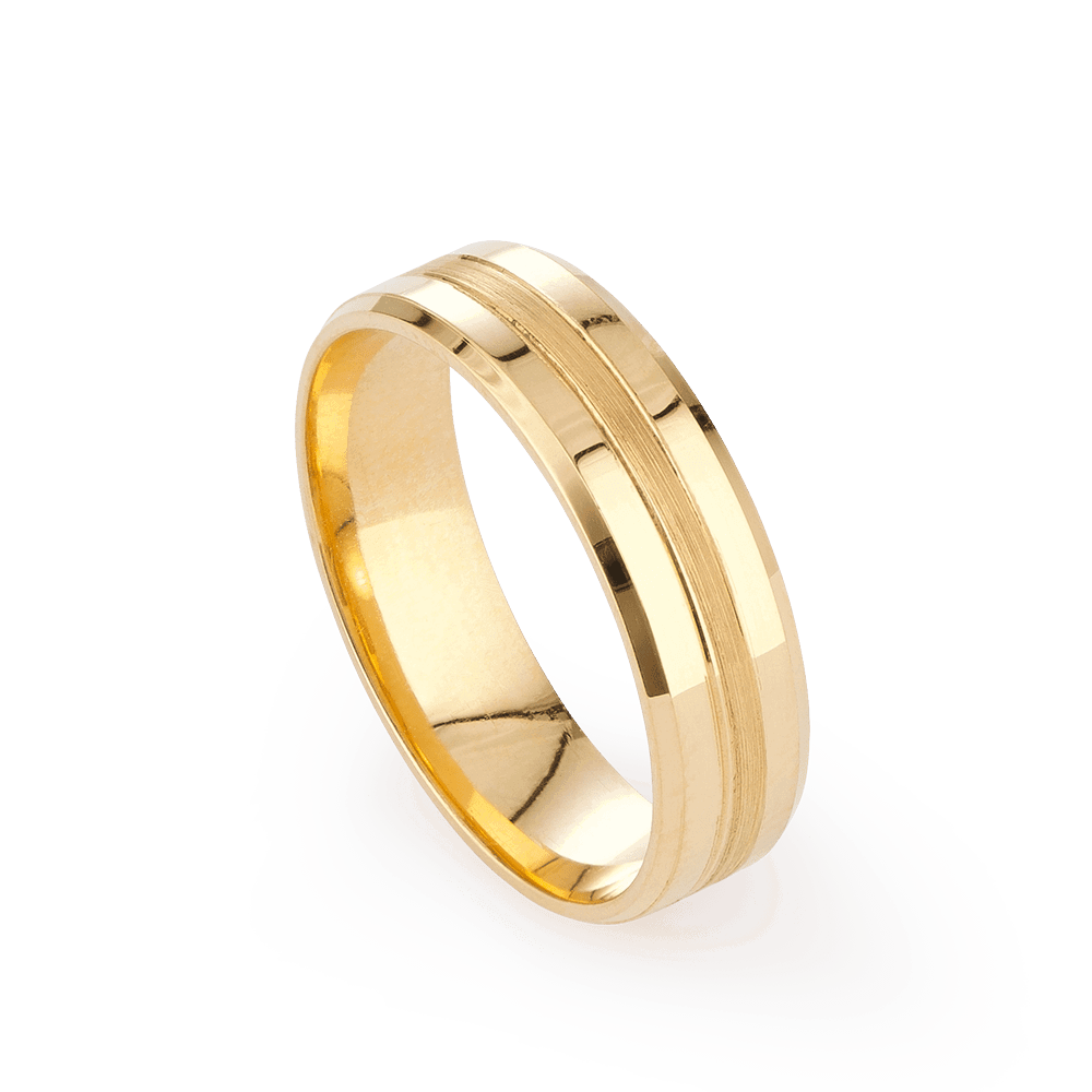 23824 - 22ct Gold Ring Band