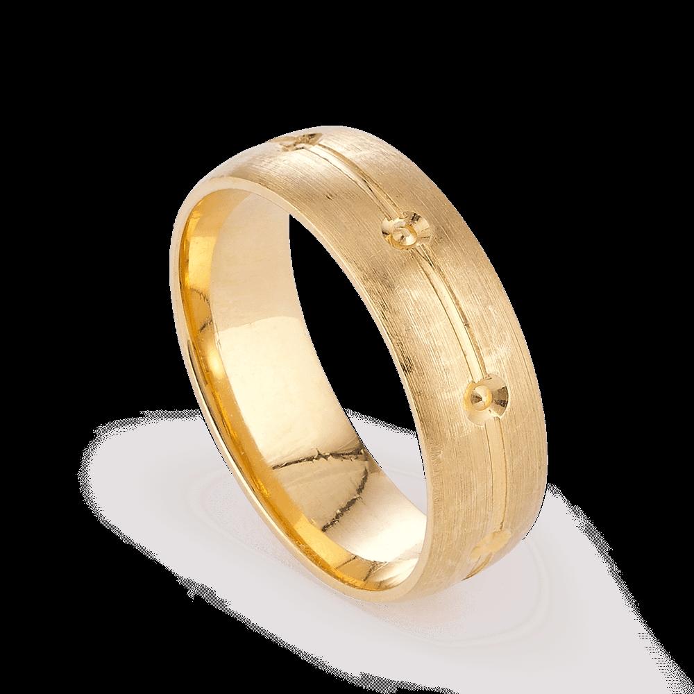 23824-3 - 22ct Gold Wedding band