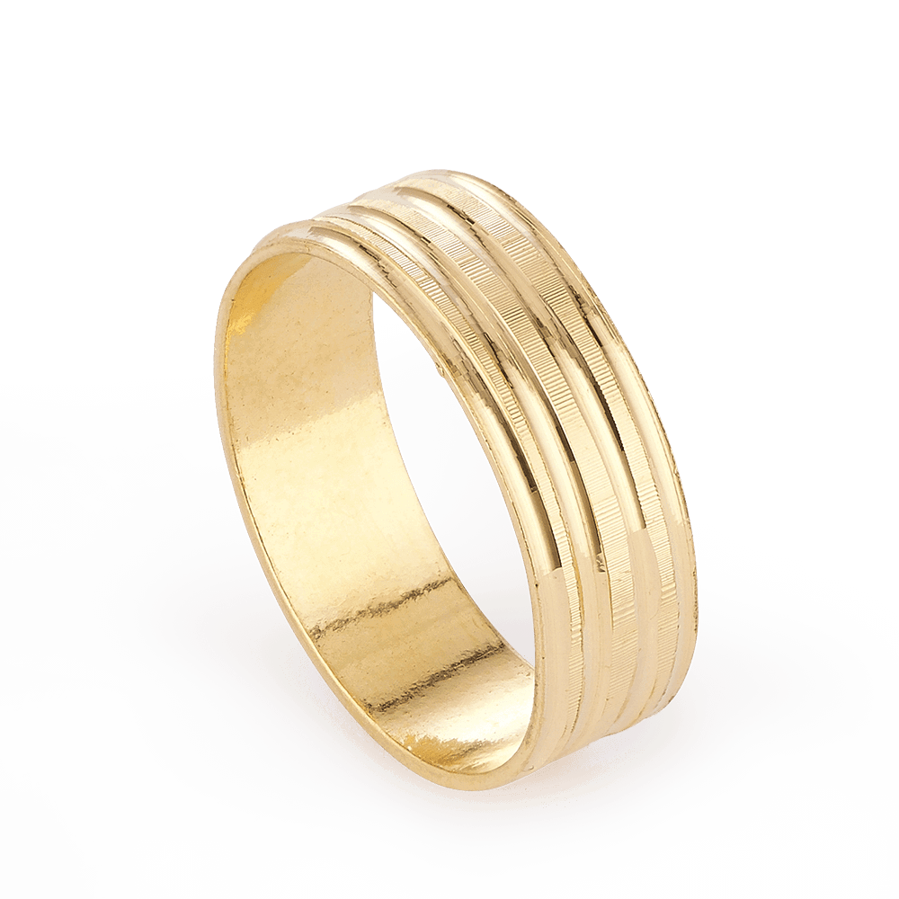 27259 - 22ct Gold Ring Band