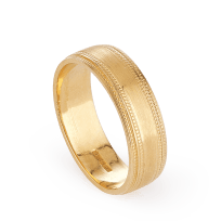27448 - 22ct Gold Ring Band