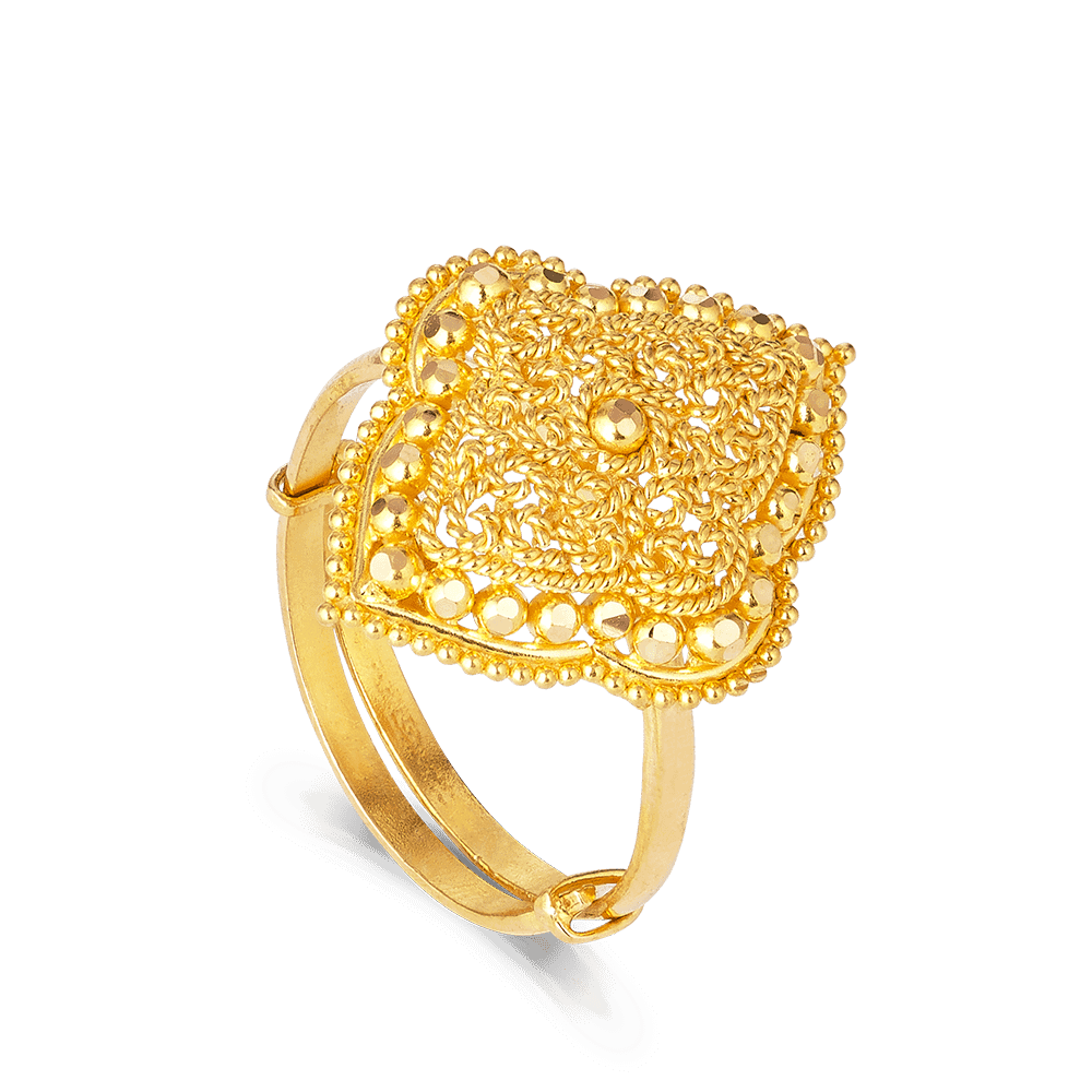 28077 - 22ct Gold Ring