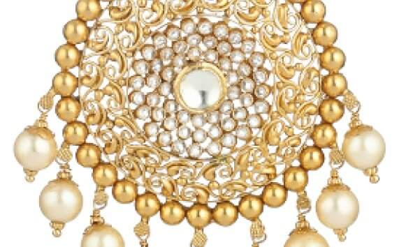 - 22ct Gold Foxtail Chain 20 Inches