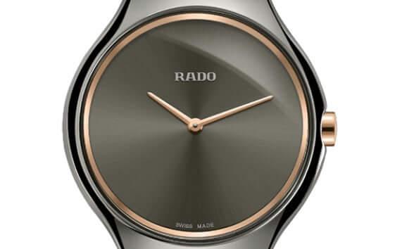 - Rado True Thinline Ladies Watch
