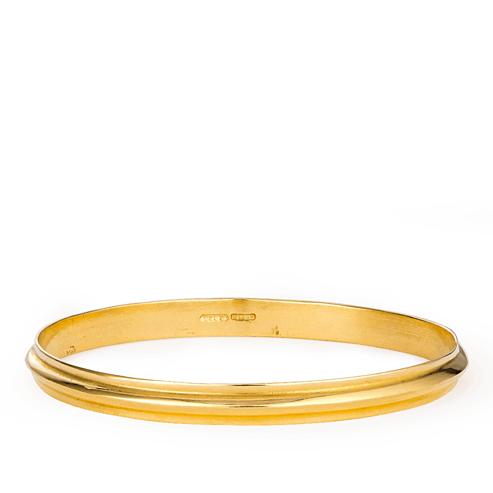 22294 - Baby Bangles in 22 carat Gold