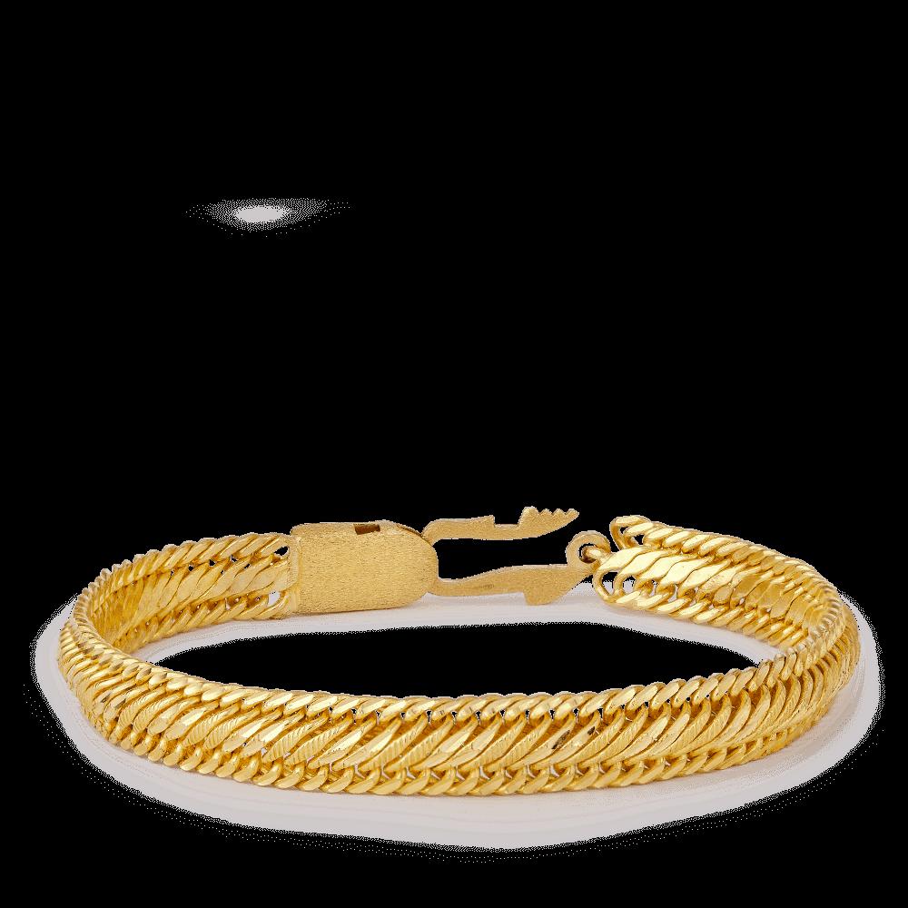 25519 - 22ct Gold Men's Bracelet