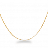 31817, 31822, 31823, 31832 - 22ct Gold Foxtail Chain in 16 inches