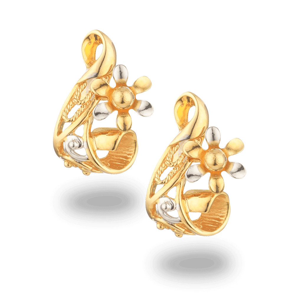 26601 - 22ct Gold Earring
