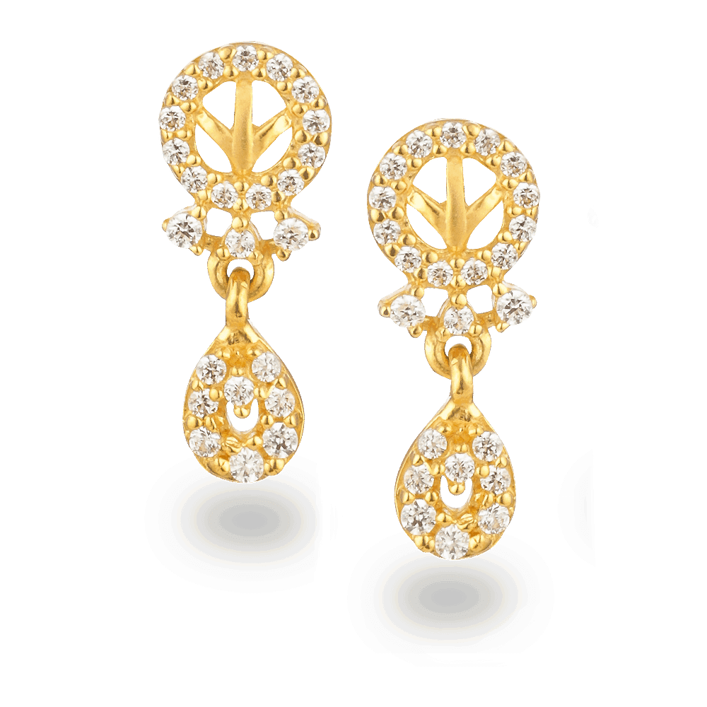 27506 - 22ct Gold Earring