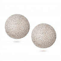 30387, 30388 - 22ct Gold Sparkle Ear Studs