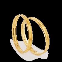 28041 , 28042 - 22ct Gold Bangles