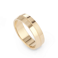 28172 - 22ct Gold Band Ring