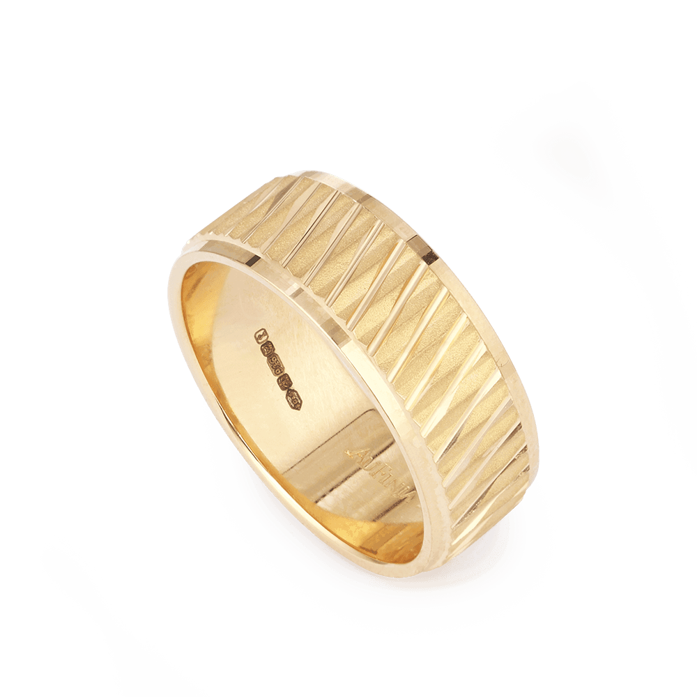28173 - 22ct Gold Ring band