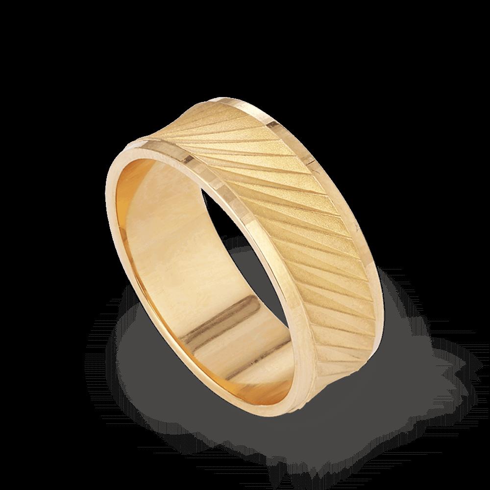 28177 - 22 Carat Gold Band Ring