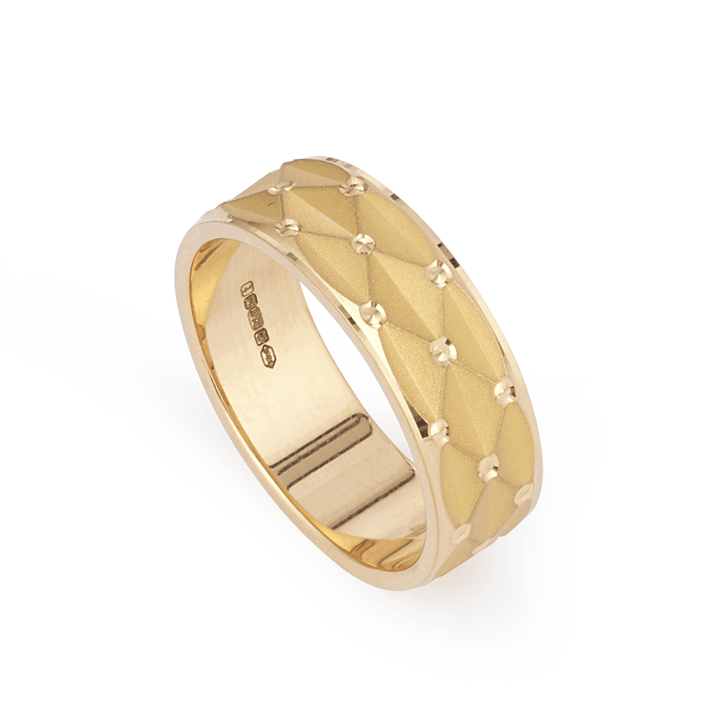 28182 - 22ct Gold Band Ring
