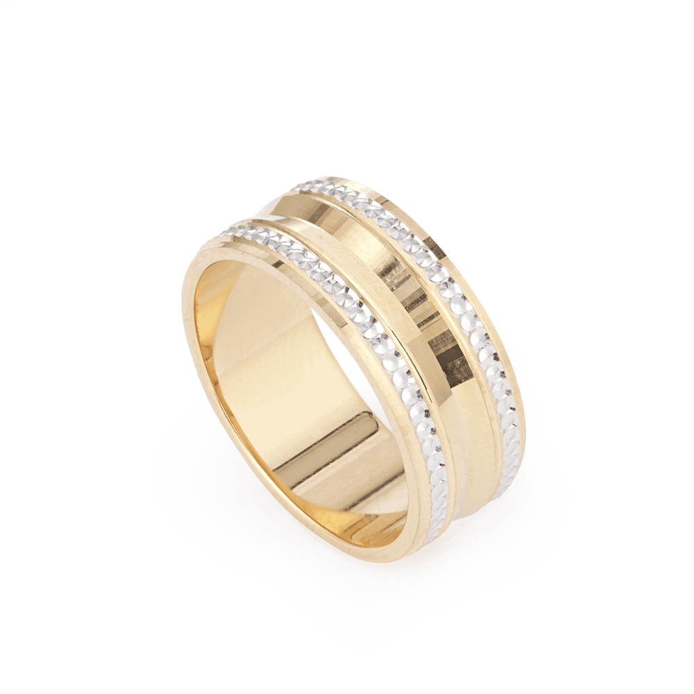 28183 - 22ct Gold Band Ring