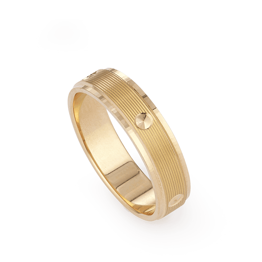 28185 - 22ct Gold Band Ring