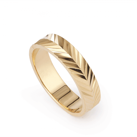 28189 - 22ct Gold Band Ring