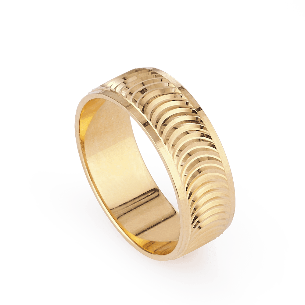 28226 - 22ct Gold Band Ring