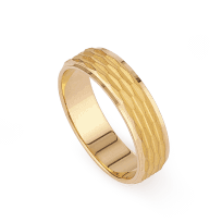 28227 - 22ct Gold Ring Band