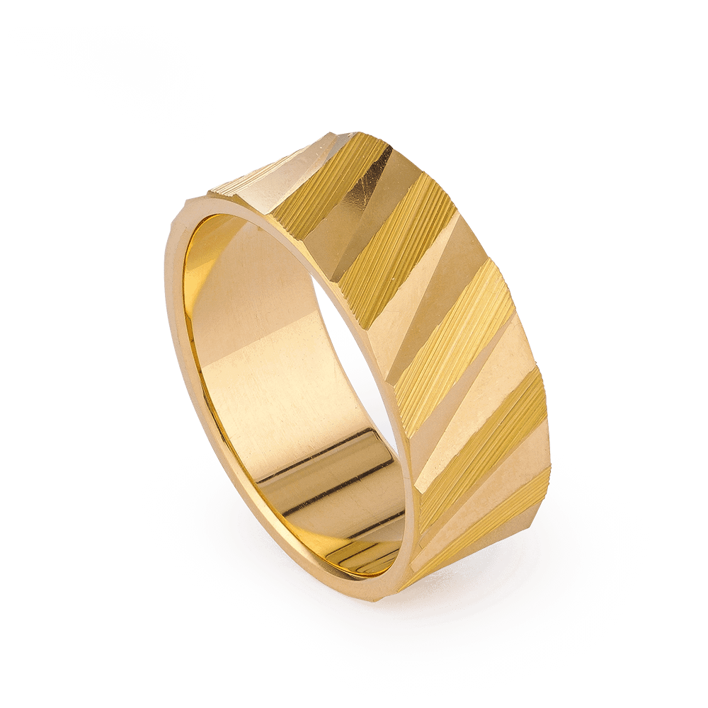 28232 - 22ct Gold Band Ring