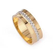 28235 - 22ct Gold Band Ring