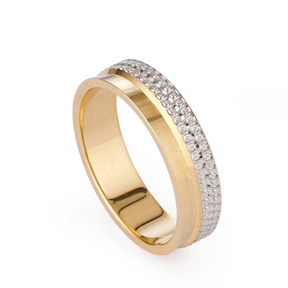 28238 - 22ct Gold Ring Band