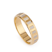 28240 - 22ct Gold Band Ring